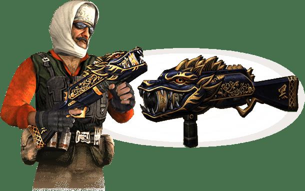 [ZP] Extra Items:Black Dragon Cannon