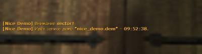 Nice Demo v. 1.0