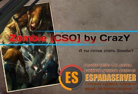 Zombie [CSO] by CrazY
