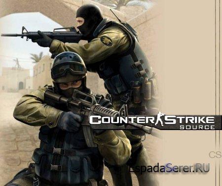 Сounter-Strike Source v78 (v1718178 - steampipe) (2013)