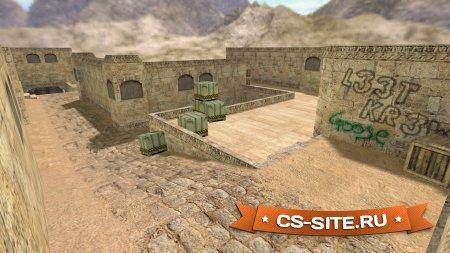 Карта De_Dust2 для CS 1.6