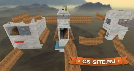 Карта Surf_Combat для CS 1.6