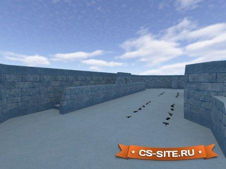 Карта Fy_Snow_Deluxe для CS 1.6
