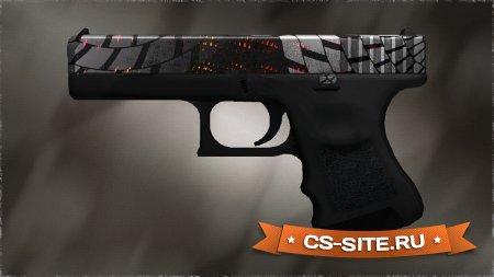 Модель Glock «Жернов — Grinder» для CSS