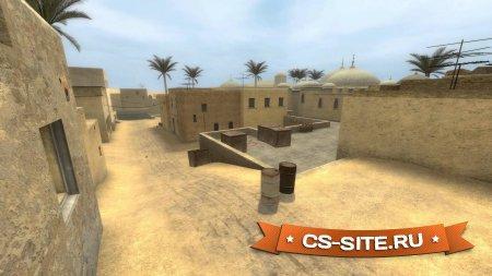Карта De_Dust2 для CSS