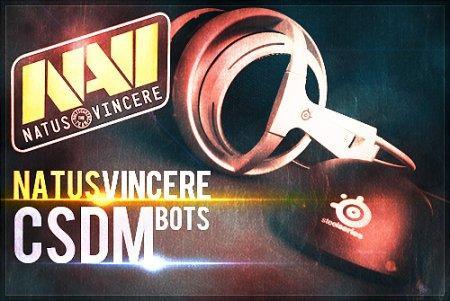 Боты «Na`Vi Bots» для CS 1.6