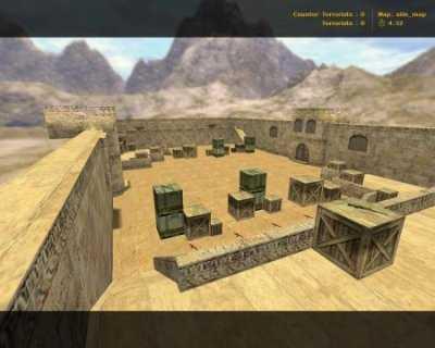 Скачать [Карта] aim_map для кс 1.6