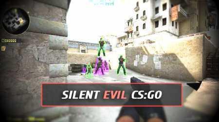 Скачать Silent Evil CS:GO