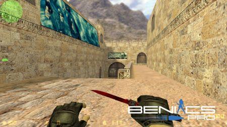 """CS 1.6 """"Butterfly Knife"""" » Плагины, модели оружия, готовые сборки серверов для CS 1.6, CS:GO, CSS"""