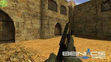 """CS 1.6 GLOCK """"Black Ops II KAP40"""" » Плагины, модели оружия, готовые сборки серверов для CS 1.6, CS:GO, CSS"""