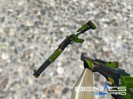 """CS 1.6 МОДЕЛЬ XM1014 """"Brickpiece"""" » Плагины, модели оружия, готовые сборки серверов для CS 1.6, CS:GO, CSS"""