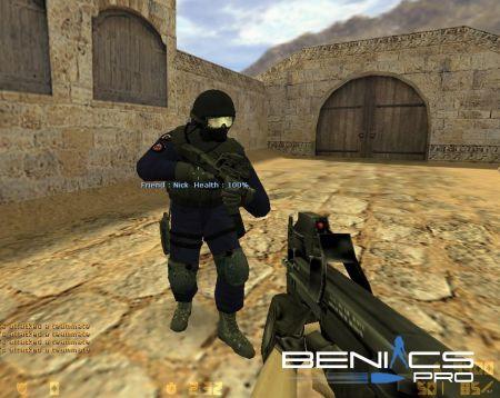 """CS 1.6 Модель Игрока Urban """"MXTRO's S.P.A.T. v2"""" » Плагины, модели оружия, готовые сборки серверов для CS 1.6, CS:GO, CSS"""