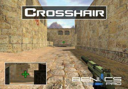 """CS 1.6 Плагин """"Cha crosshair"""" » Плагины, модели оружия, готовые сборки серверов для CS 1.6, CS:GO, CSS"""