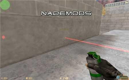Скачать Nademodes[новые действия гранат] для кс 1.6