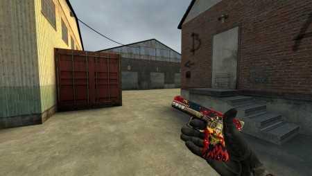 Модель Glock-18 «The Empress