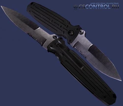 Модель ножа Gerber USA Knife для CS 1.6