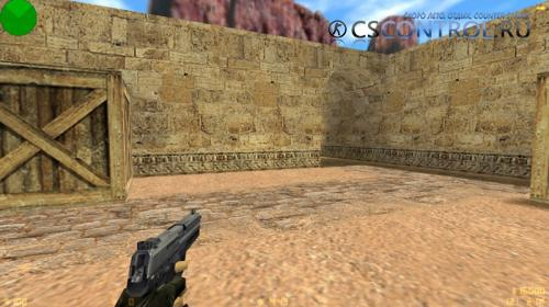 Карта De_Desert для CS 1.6