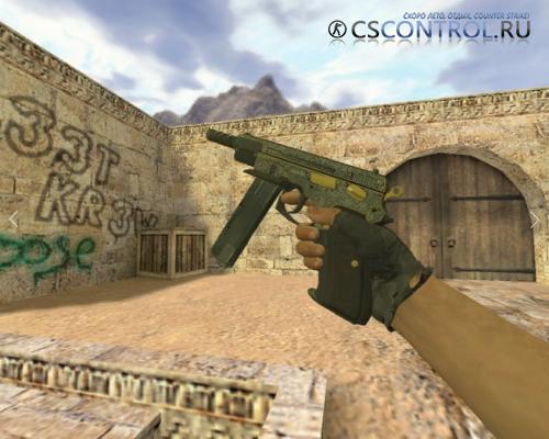 Модель оружия P228 «CZ-75 Виктория» для CS 1.6 из CS:GO