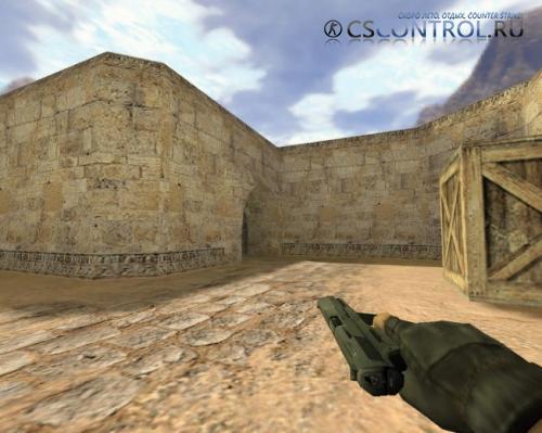 Модель оружия «P228 Решала» для CS 1.6