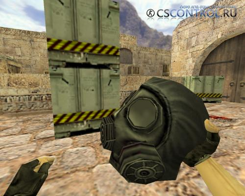 Модель бомбы «Голова спецназа» для CS 1.6