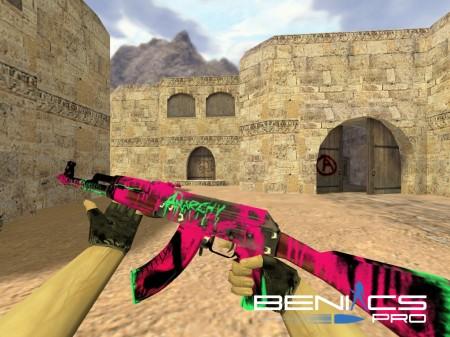 «АК-47 Неоновая революция» » Плагины, модели оружия, готовые сборки серверов для CS 1.6, CS:GO, CSS