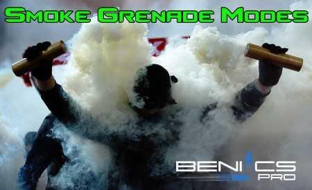 Плагин для CS 1.6 Smoke Grenade Modes » Плагины, модели оружия, готовые сборки серверов для CS 1.6, CS:GO, CSS