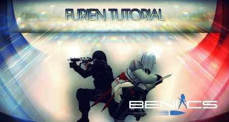 Сборка сервера Furien mode для CS 1.6 » Плагины, модели оружия, готовые сборки серверов для CS 1.6, CS:GO, CSS