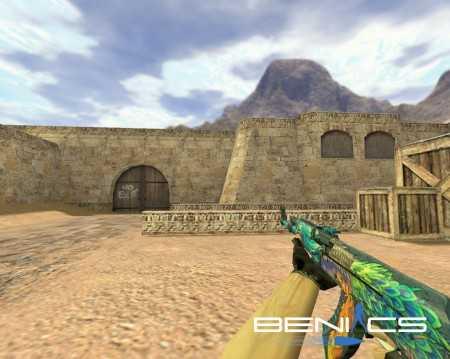 «АК-47 Яростный павлин» » Плагины, модели оружия, готовые сборки серверов для CS 1.6, CS:GO, CSS
