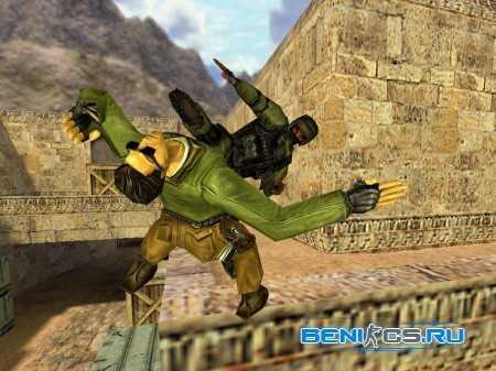 Enemy Hostage | Плагин для CS 1.6 » Плагины, модели оружия, готовые сборки серверов для CS 1.6, CS:GO, CSS