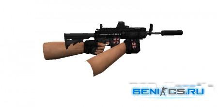 """CS 1.6 Пак моделей оружия """"Umbrella"""" » Плагины, модели оружия, готовые сборки серверов для CS 1.6, CS:GO, CSS"""