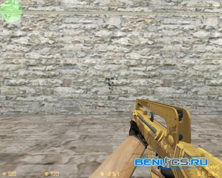 CSGO Famas Commemoration HD skin for CS 1.6 » Плагины, модели оружия, готовые сборки серверов для CS 1.6, CS:GO, CSS