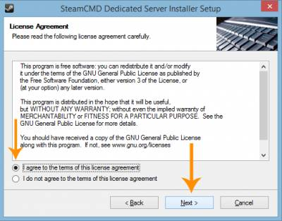 Программа для CS:GO | Dedicated Server Installer