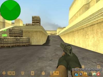 Модель Desert Eagle | Conspiracy для Counter-Strike 1.6